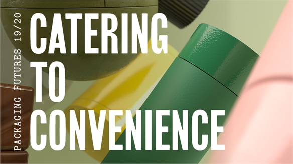 Packaging Futures 19/20: Catering to Convenience