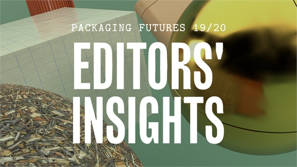 Packaging Futures 19/20: Editors' Insights