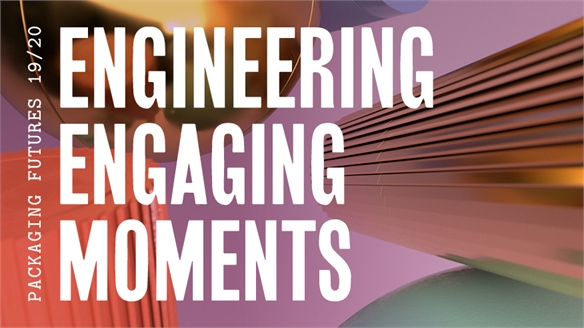 Packaging Futures 19/20: Engineering Engaging Moments