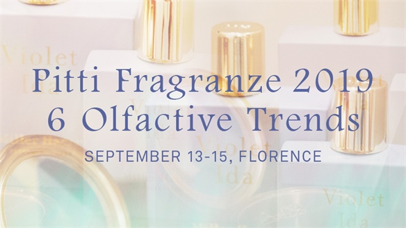 Pitti Fragranze 2019: 6 Olfactive Trends