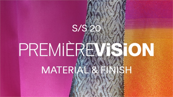 Première Vision S/S 20: Material & Finish