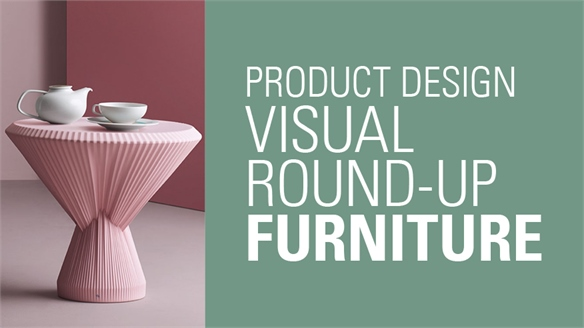 Product Design Visual Round-Up: Furniture 2019