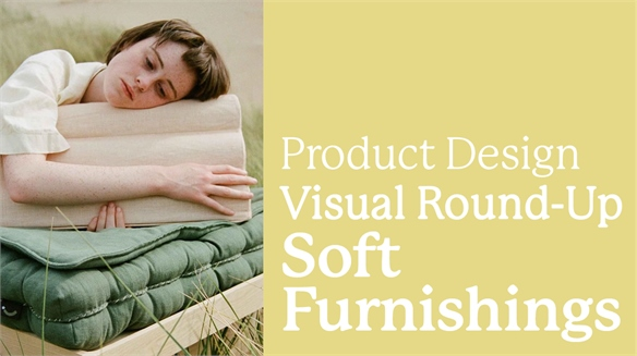 Visual Round-Up: Soft Furnishings