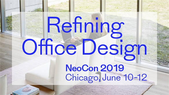 NeoCon 2019: Refining Office Design