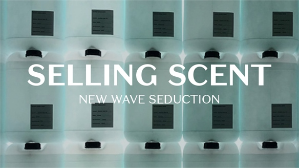 Selling Scent: New Wave Seduction