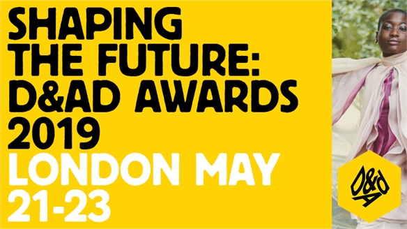Shaping the Future: D&AD Awards 2019