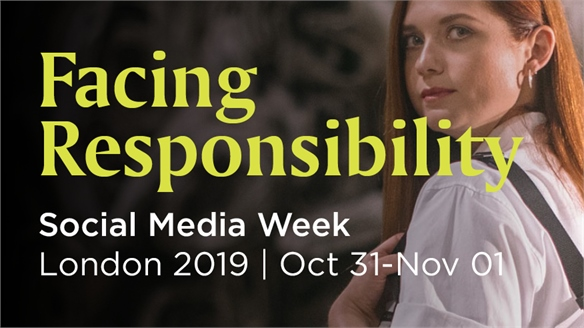 Facing Responsibility: Social Media Week London 2019