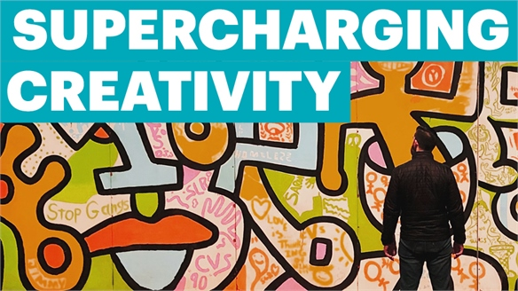 Supercharging Creativity