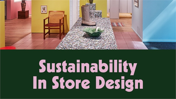 Sustainability in Store Design