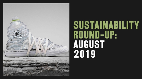 Sustainability Round-Up: August 2019
