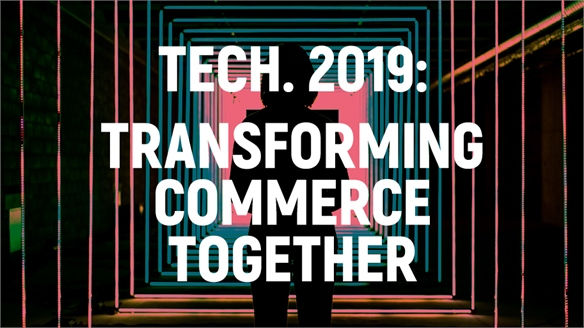 Tech. 2019: Transforming Commerce Together