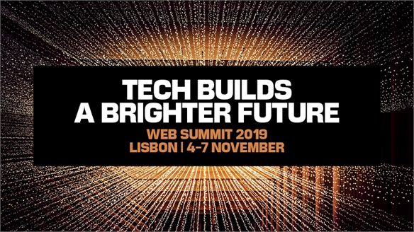 Tech Builds a Brighter Future: Web Summit 2019