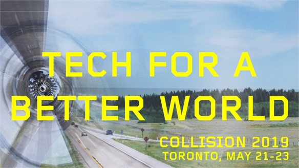 Tech for a Better World: Collision 2019