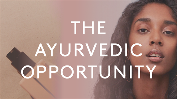 The Ayurvedic Opportunity