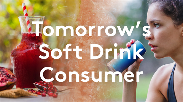 Tomorrow's Soft Drink Consumer