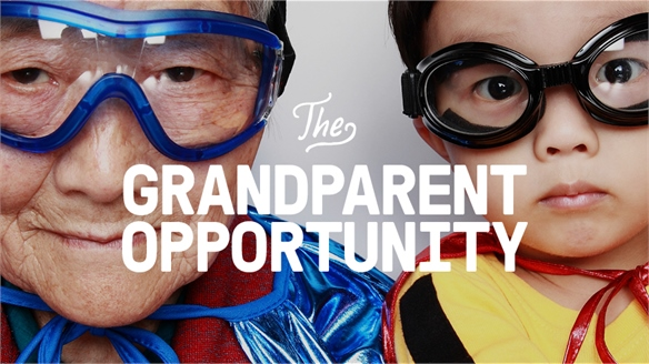 The Grandparent Opportunity