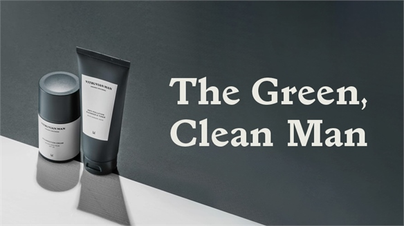 The Green, Clean Man
