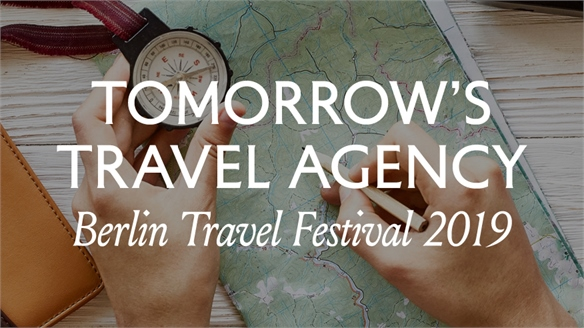 Tomorrow's Travel Agency: Berlin Travel Festival 2019