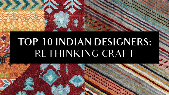 Top 10 Indian Designers: Rethinking Craft