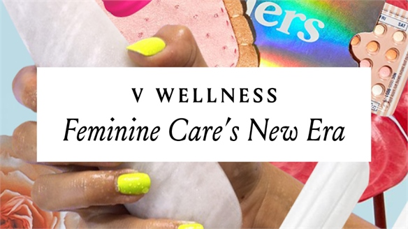 V Wellness: Feminine Care's New Era