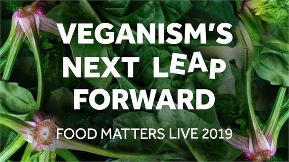 Veganism's Next Leap Forward