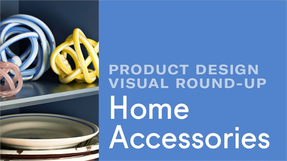 Product Design Visual Round-Up: Home Accessories