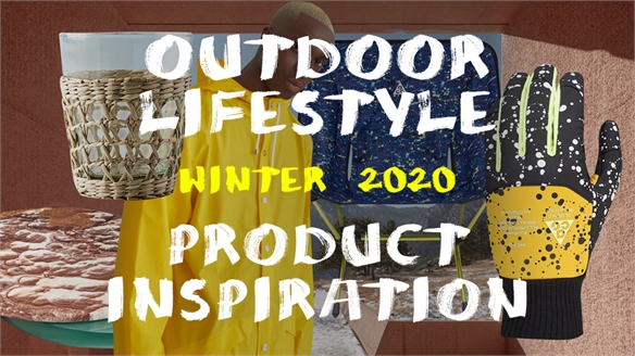 Outdoor Lifestyle Winter 2020: Product Inspiration