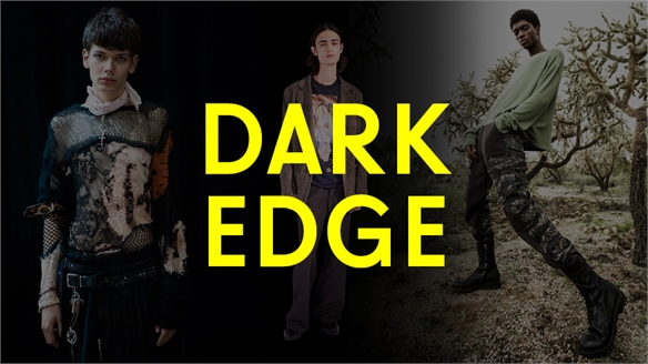 Youth Style Tribes 2020: Dark Edge