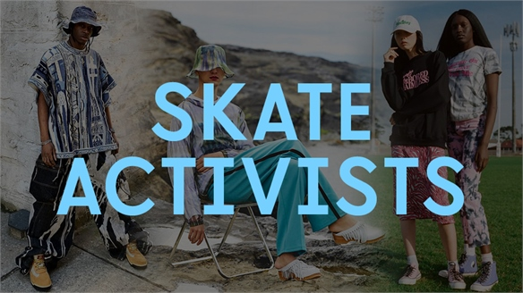 Youth Style Tribes 2020: Skate Activists