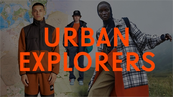 Youth Style Tribes 2020: Urban Explorers