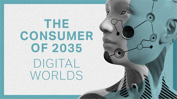 The Consumer of 2035: Digital Worlds