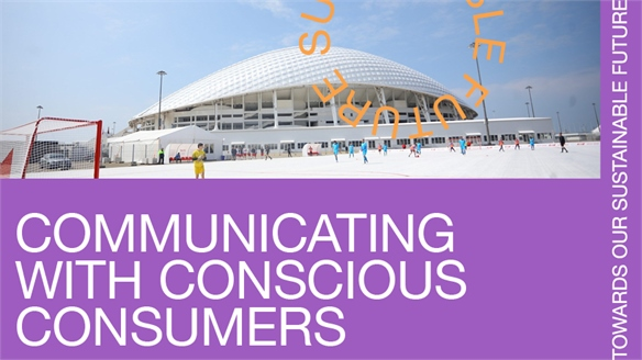 Communicating with Conscious Consumers