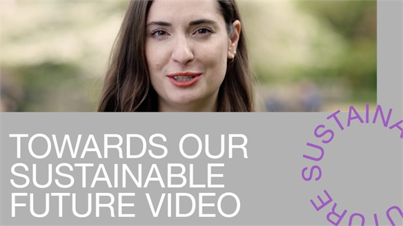 Towards Our Sustainable Future Video