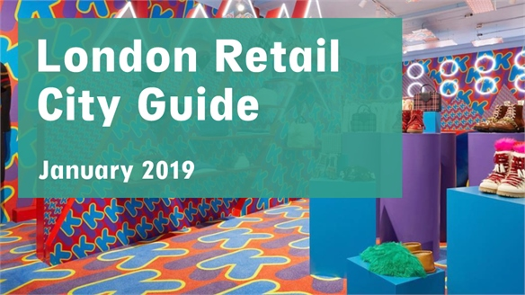 Retail City Guide: London, January 2019