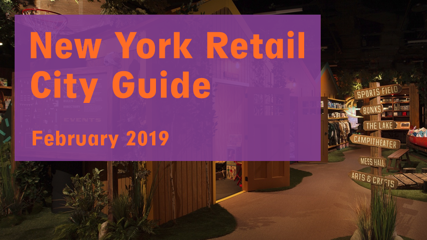 Retail City Guide: New York, February 2019 | Stylus
