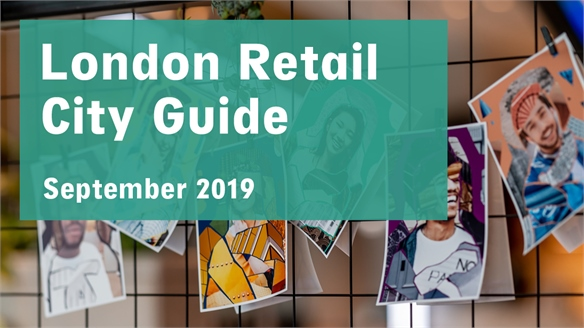 Retail City Guide: London, September 2019