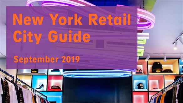 Retail City Guide: New York, September 2019