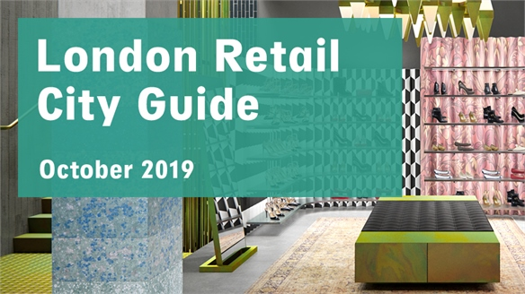 Retail City Guide: London, October 2019