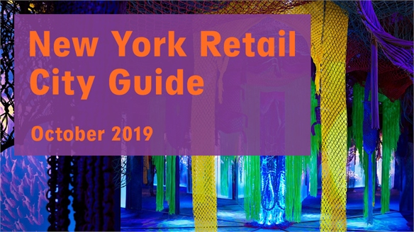 Retail City Guide: New York, October 2019