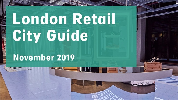 Retail City Guide: London, November 2019