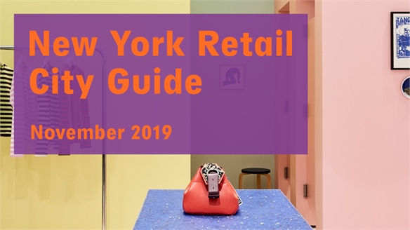 Retail City Guide: NYC, November 2019