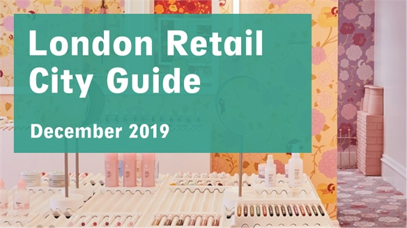 Retail City Guide: London, December 2019