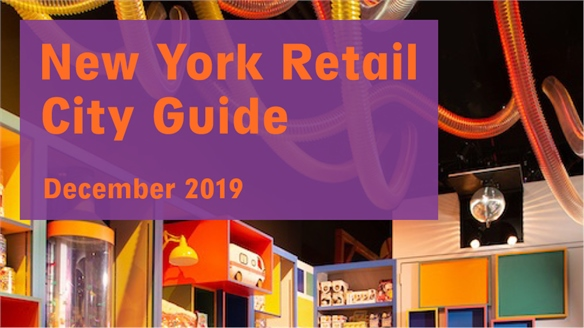 Retail City Guide: New York, December 2019