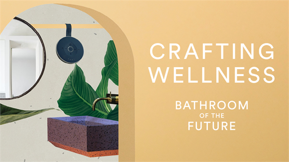 Bathroom of the Future: Crafting Wellness