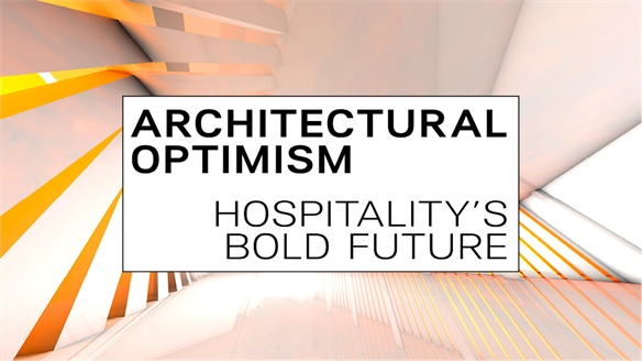 Architectural Optimism: Hospitality's Bold Future