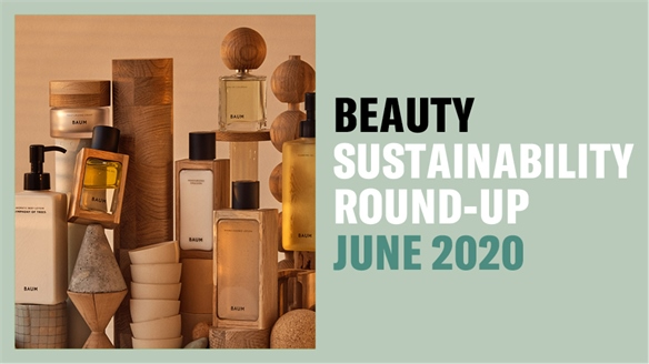 Beauty Sustainability Round-Up: June 2020