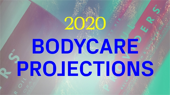 Bodycare Projections 2020
