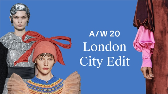 A/W 20: London City Edit