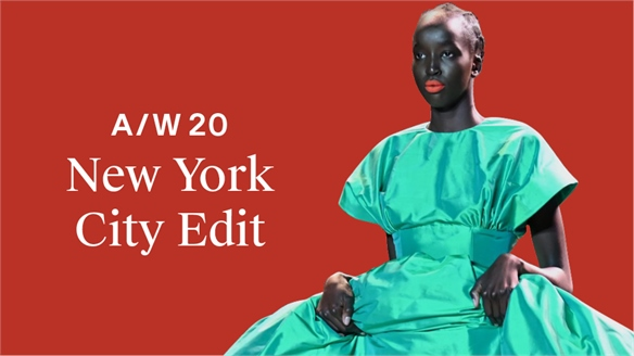 A/W 20: New York City Edit