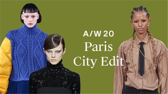 A/W 20: Paris City Edit